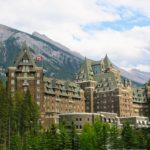 Een spookhotel in Canada – Fairmont Banff Springs