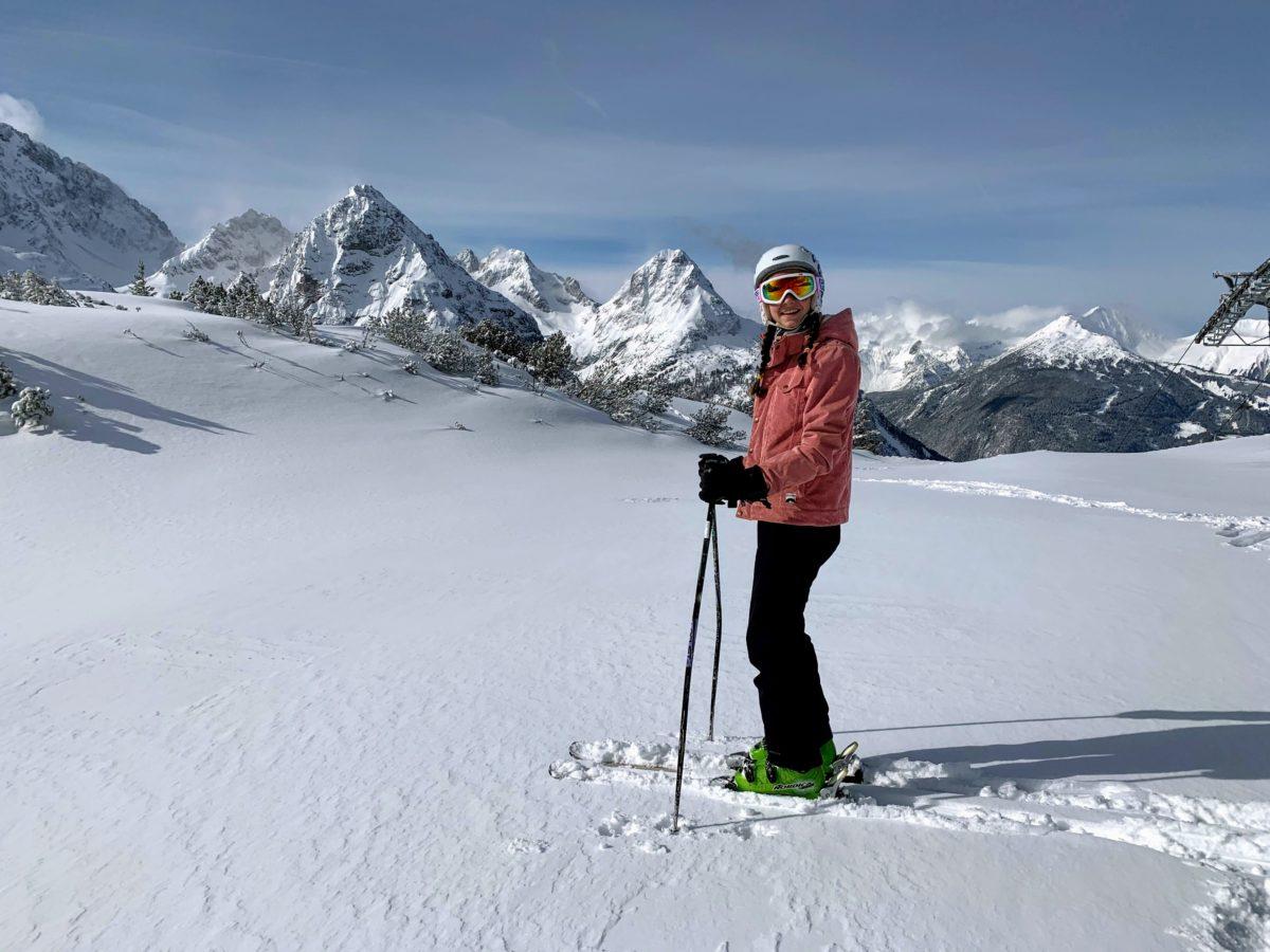 Protest dames ski jas en skibroek