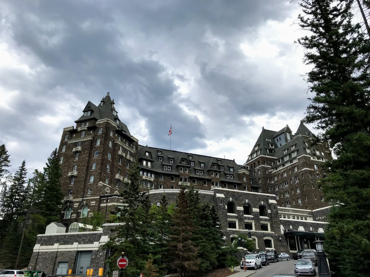 Fairmont Banff Springs - Spookhotel in Canada