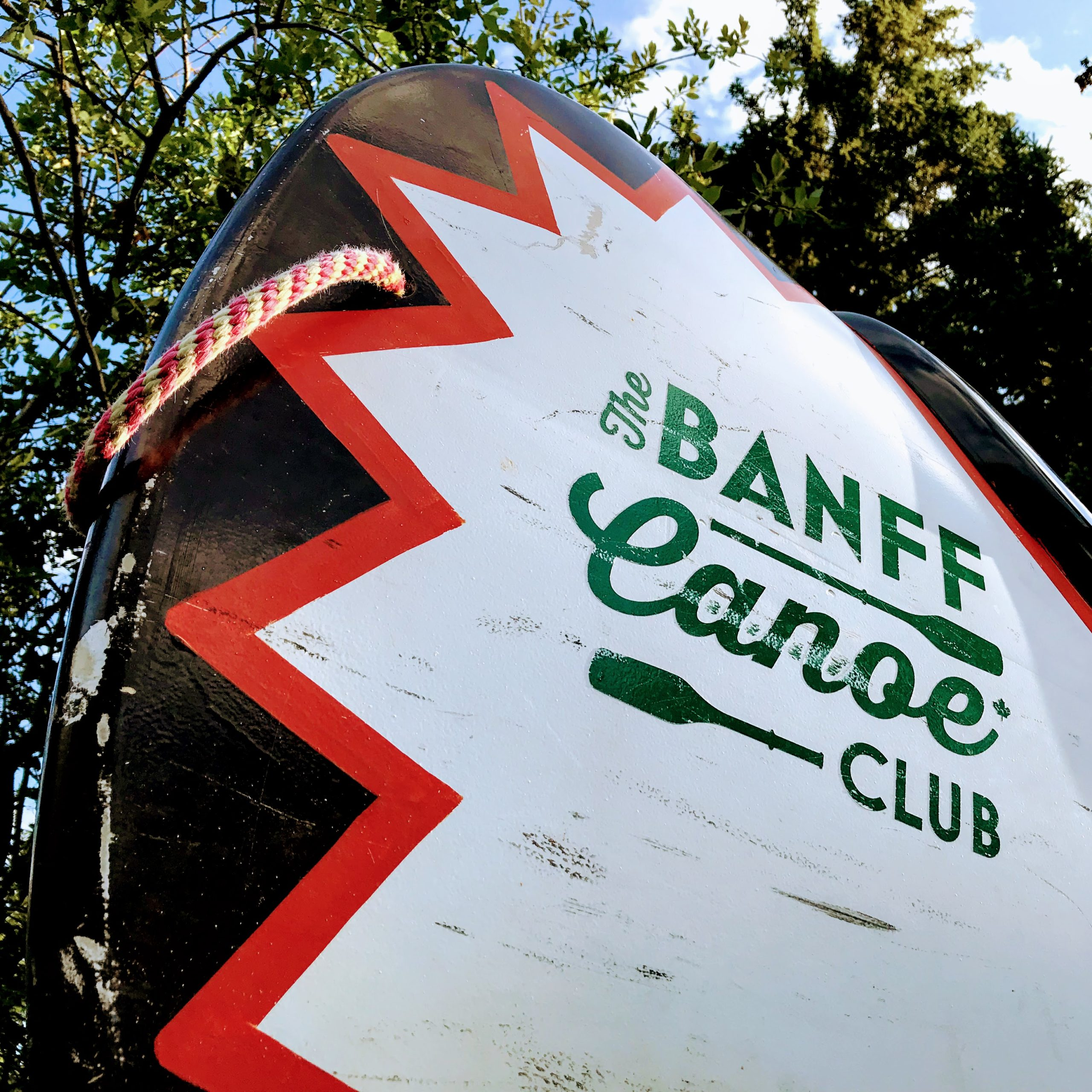 The Banff Canoe Club