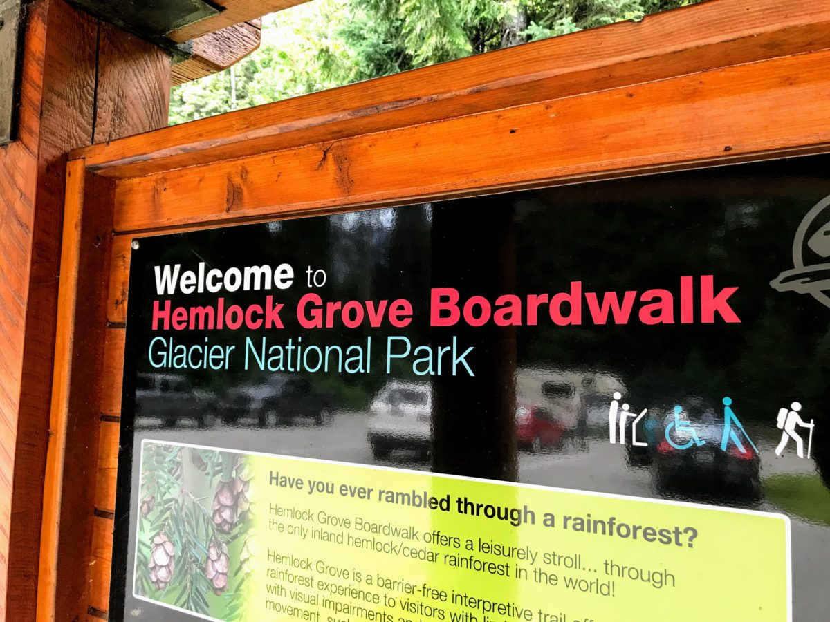 Hemlock Grove Boardwalk
