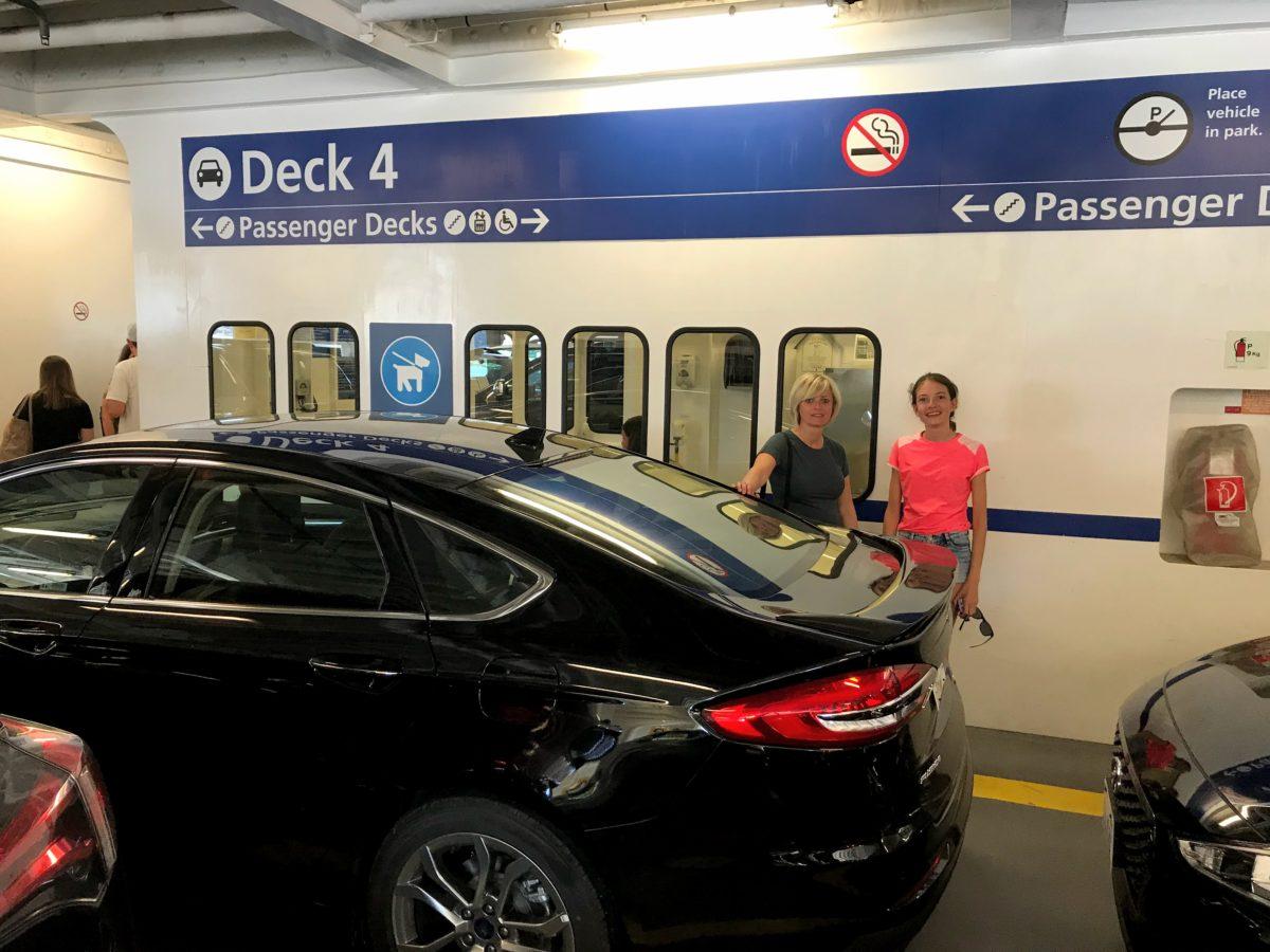 BC Ferries Departure Bay