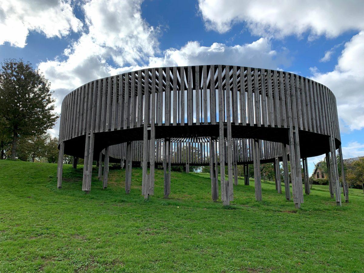 Houten Cirkel Borgloon