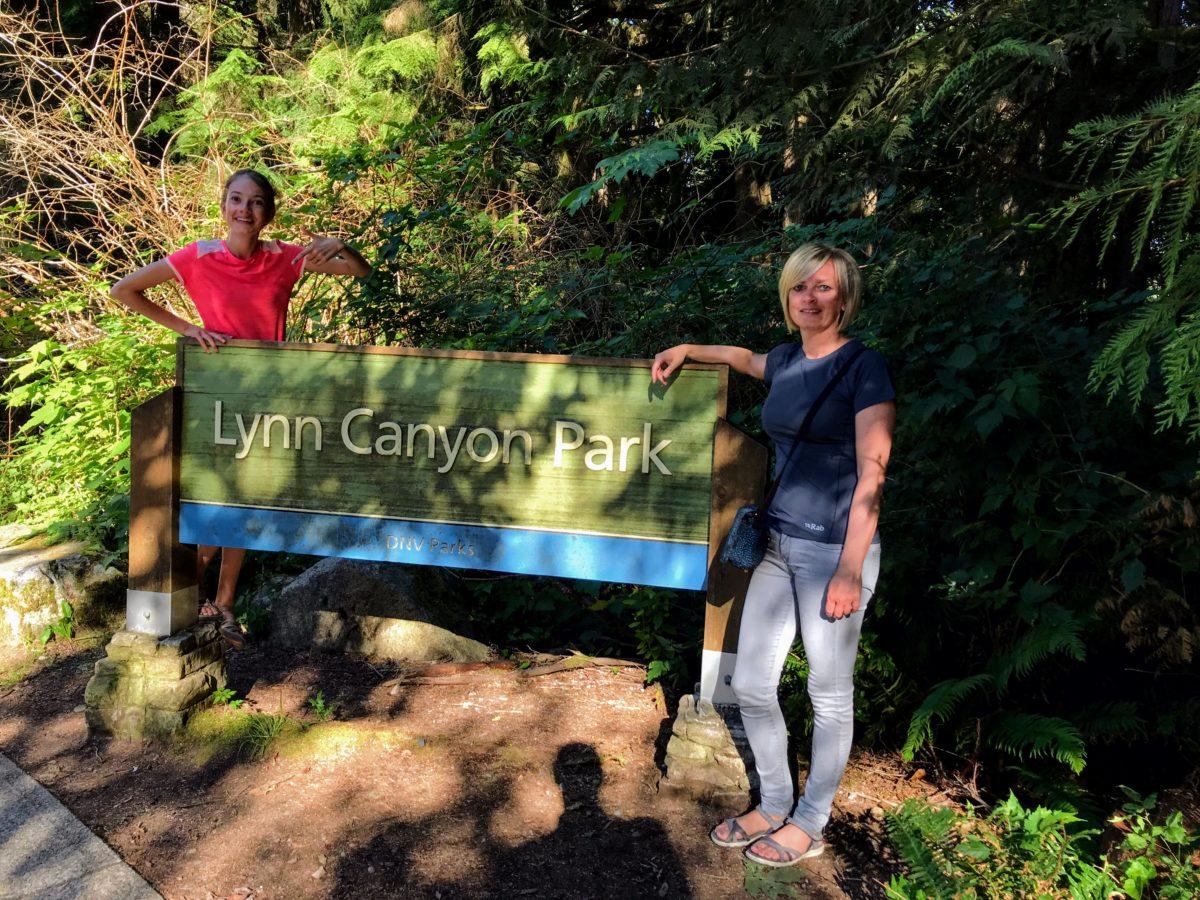 Lynn Canyon Park
