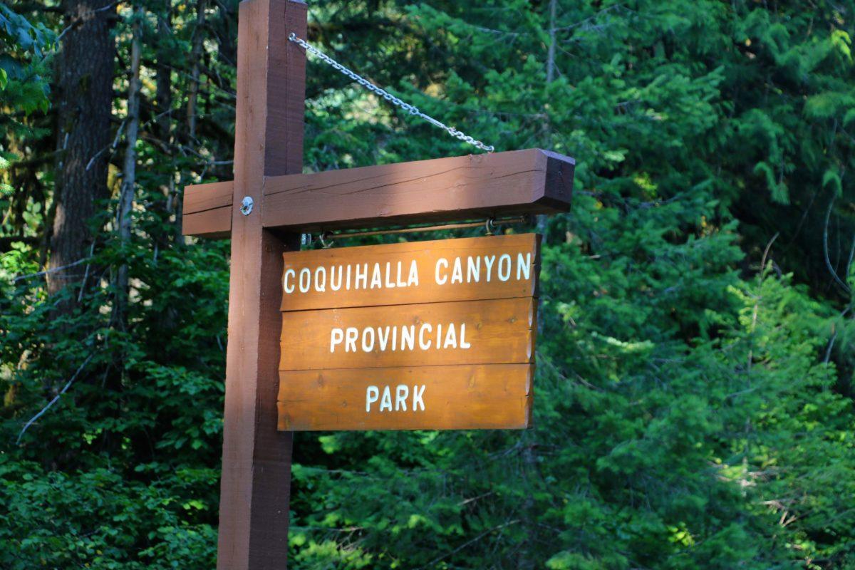 Provinciaal park Coquihalla Canyon