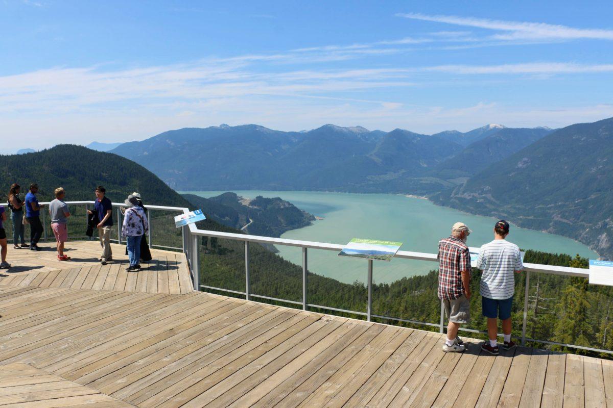 Sea to Sky Gondola Summit Lodge