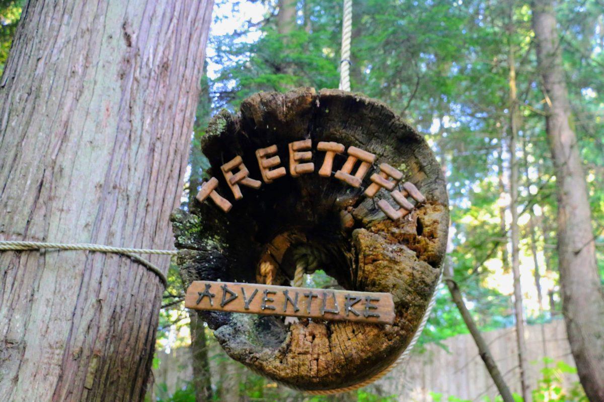 Treetops Adventure Capilano