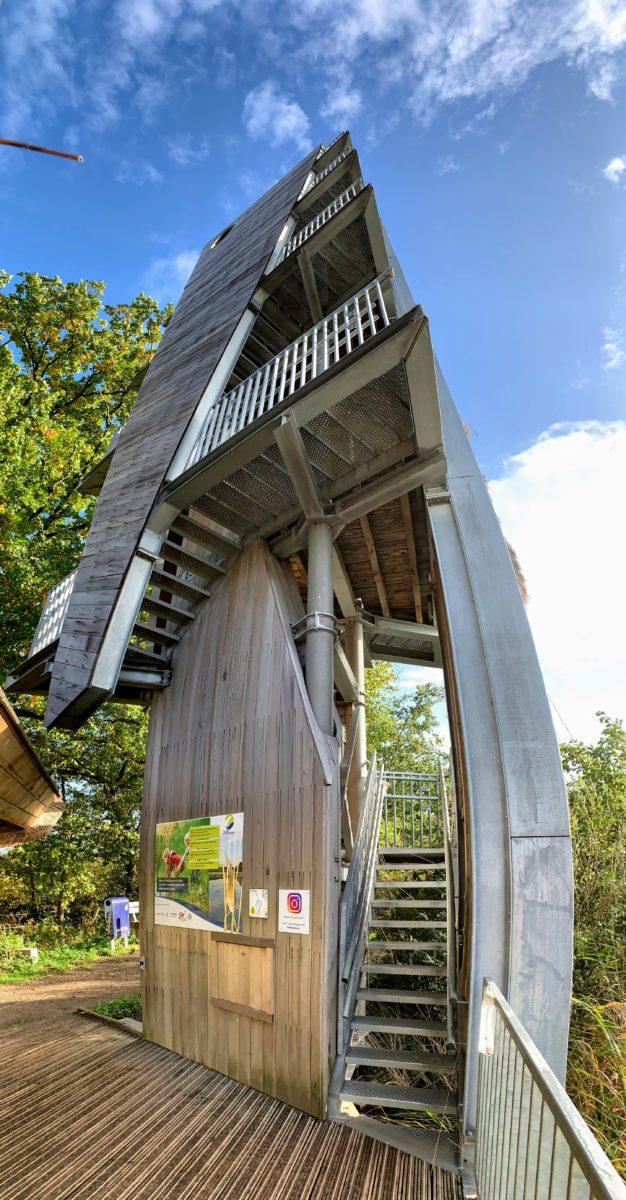 Uitkijktoren wijers