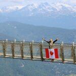 Hangbruggen in Canada 🇨🇦