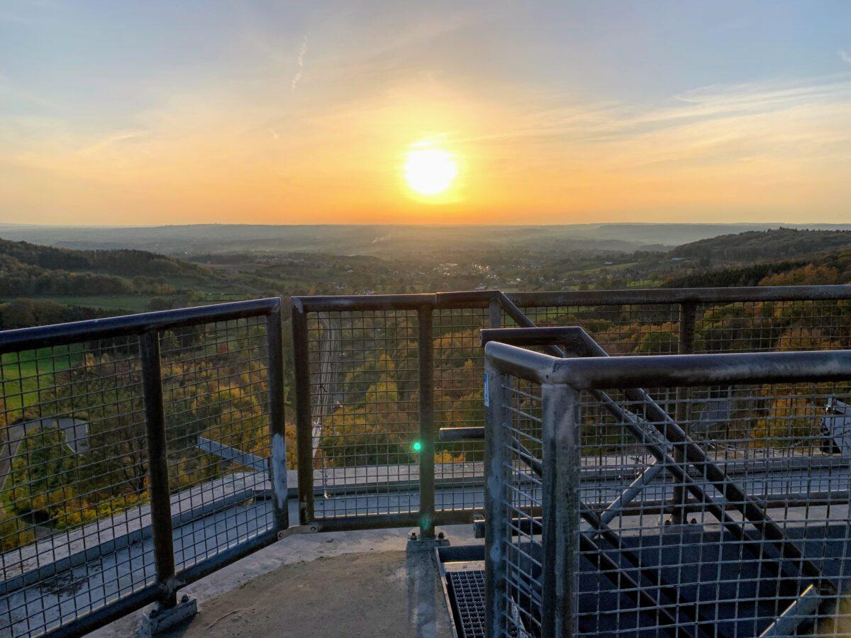 Koning Boudewijntoren uitzicht