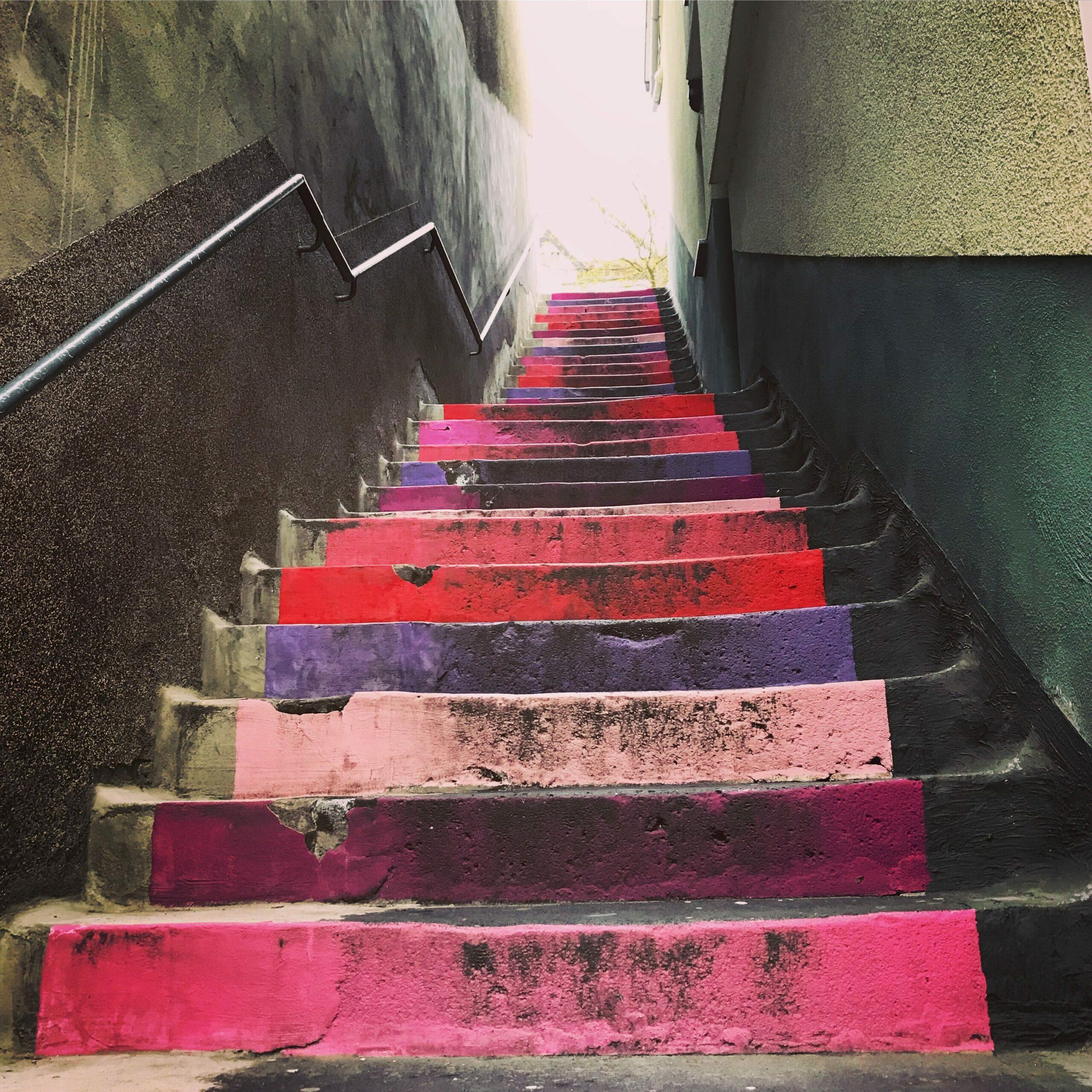 De meest bijzondere trappen