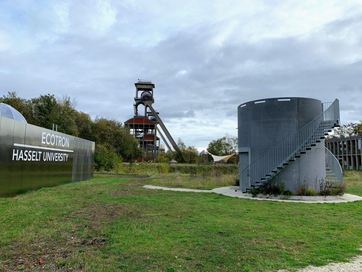 Tronton uitkijktoren - Ecotron Hasselt University