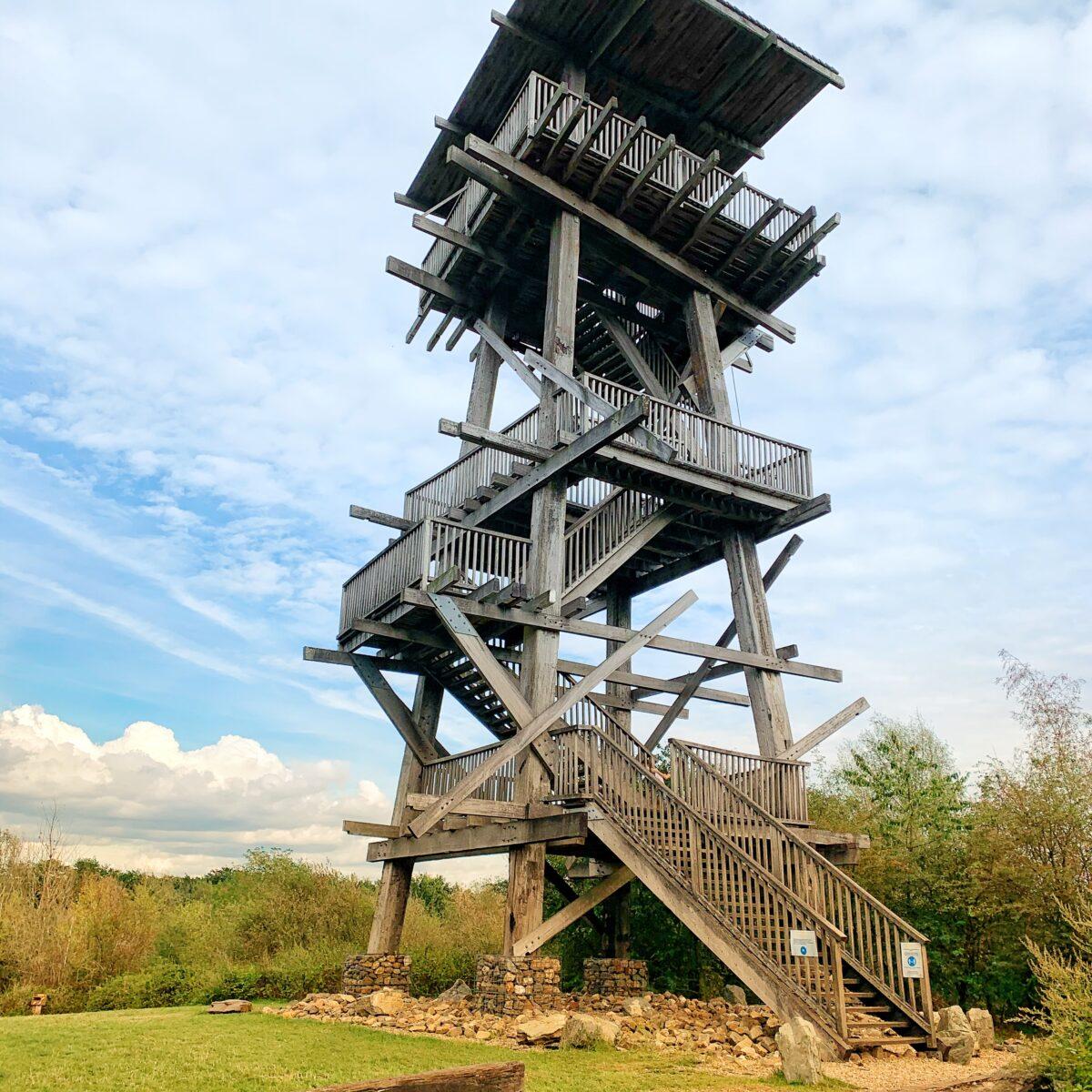 Uitkijktorens in België -Zutendaal