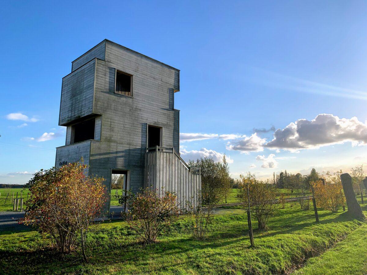 Uitkijktoren De Klot Wuustwezel