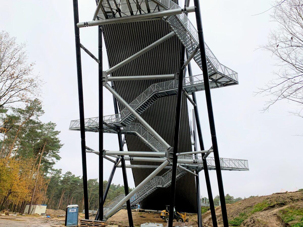 Uitkijktoren Kattevenia