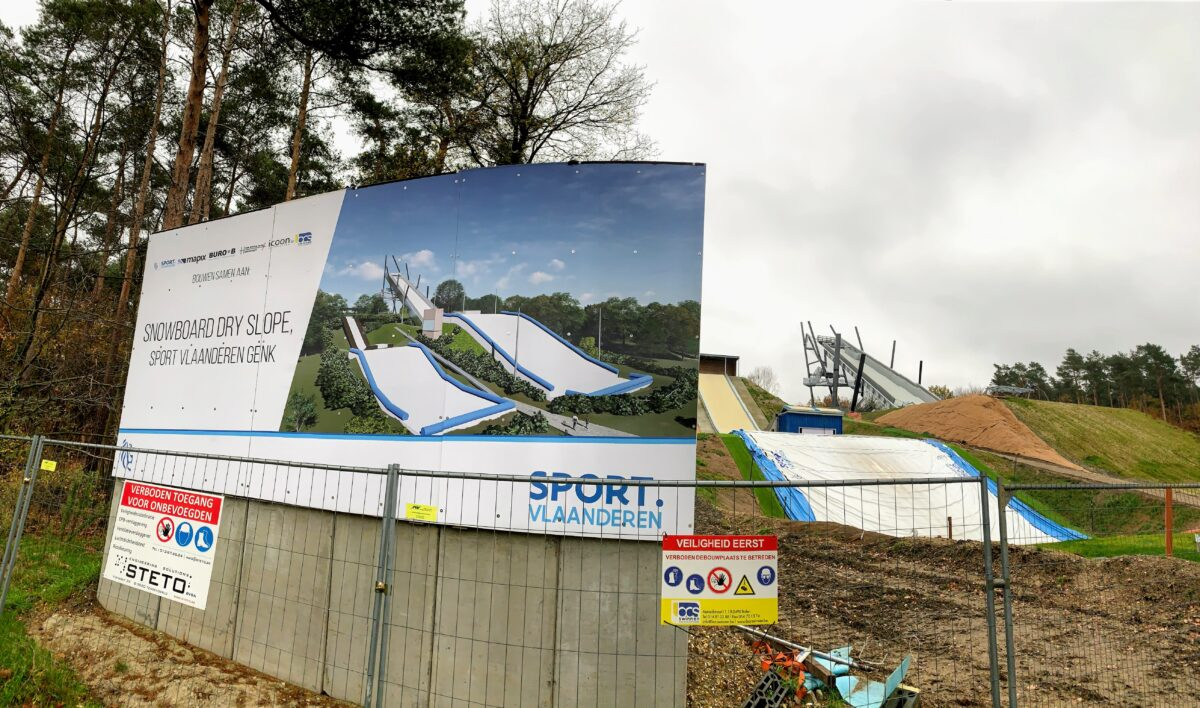 Snowboard Dry Slope