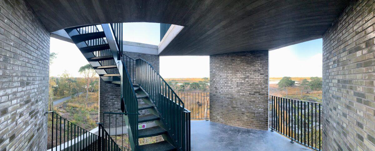 Uitkijktoren de Stapper trap