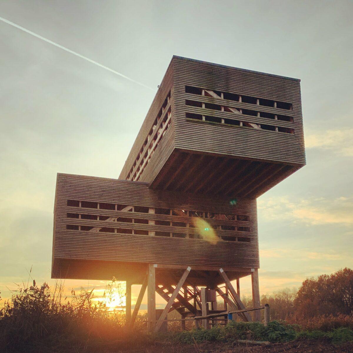 Uitkijktoren Het Vinne