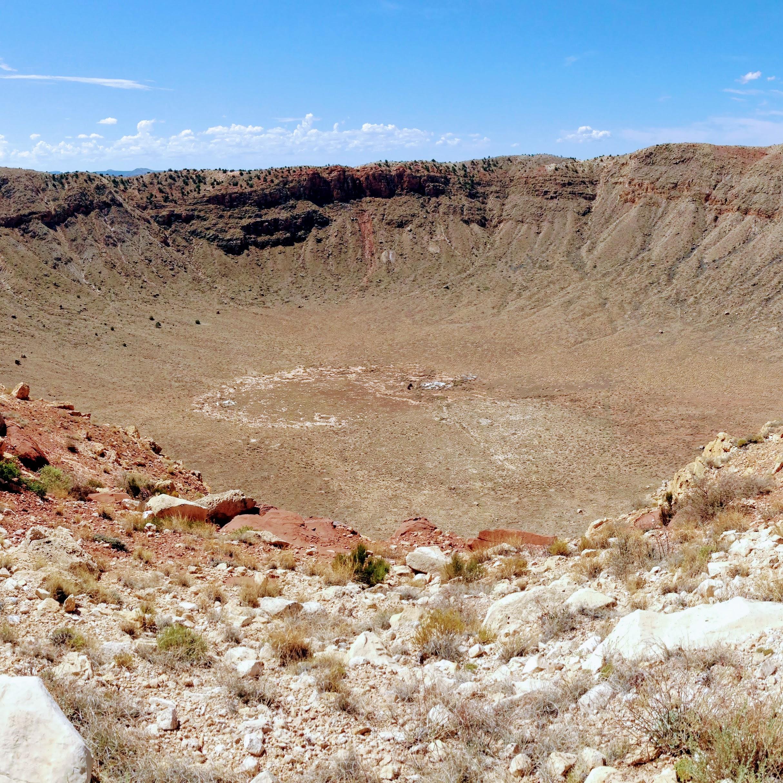 Winslow Meteor Crater