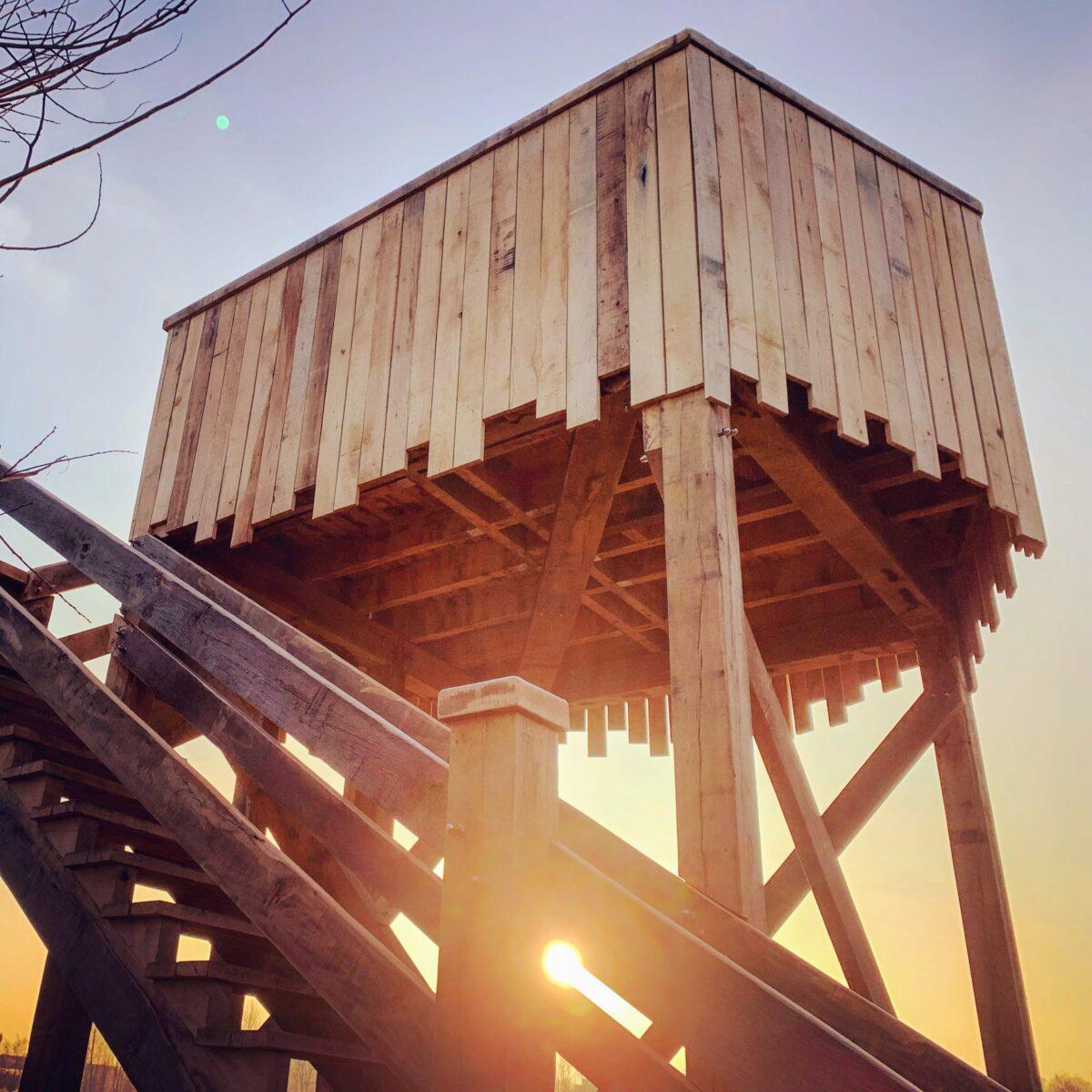 Uitkijktoren Tommelen