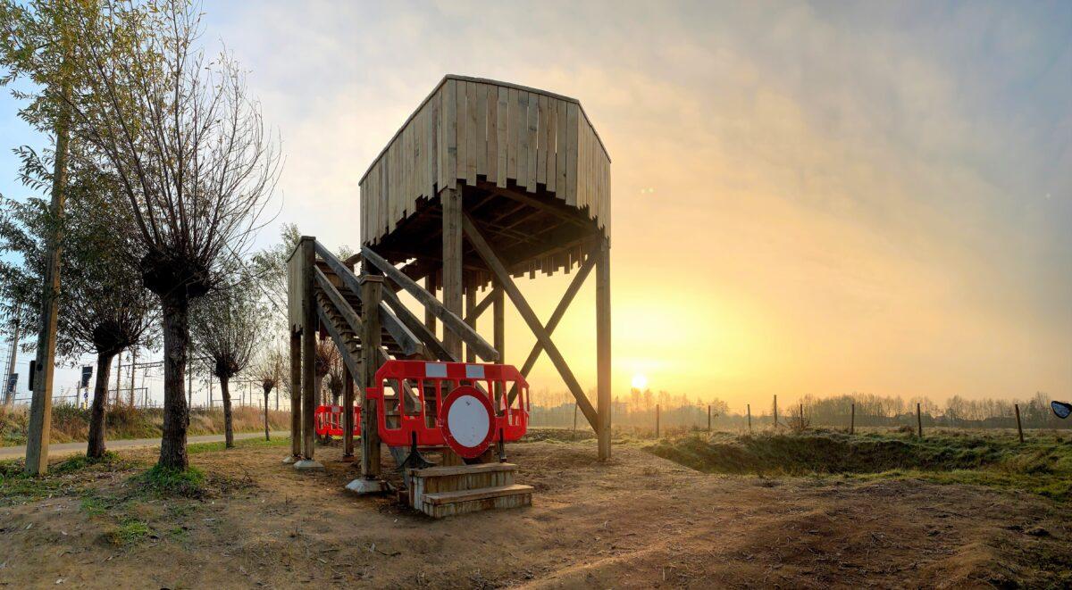 Uitkijktoren Tommelen - Hasselt