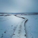 Wandelen over vlonderpaden bij Signal de Botrange