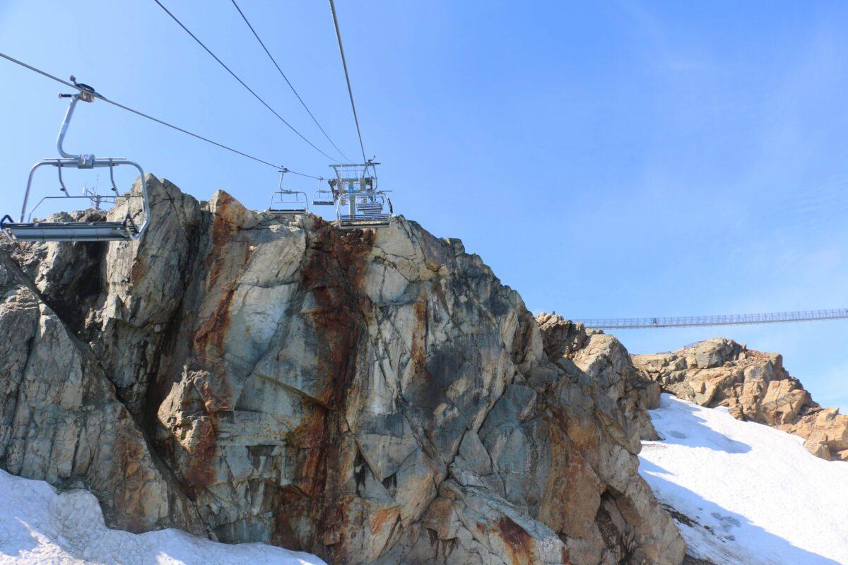 To Peak Gondola Whistler