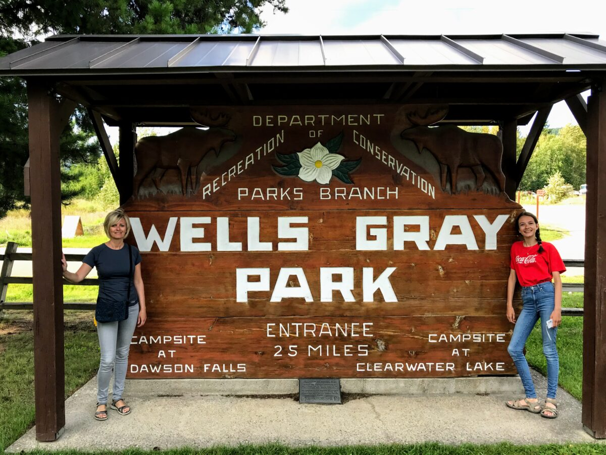 Wells Gray Park