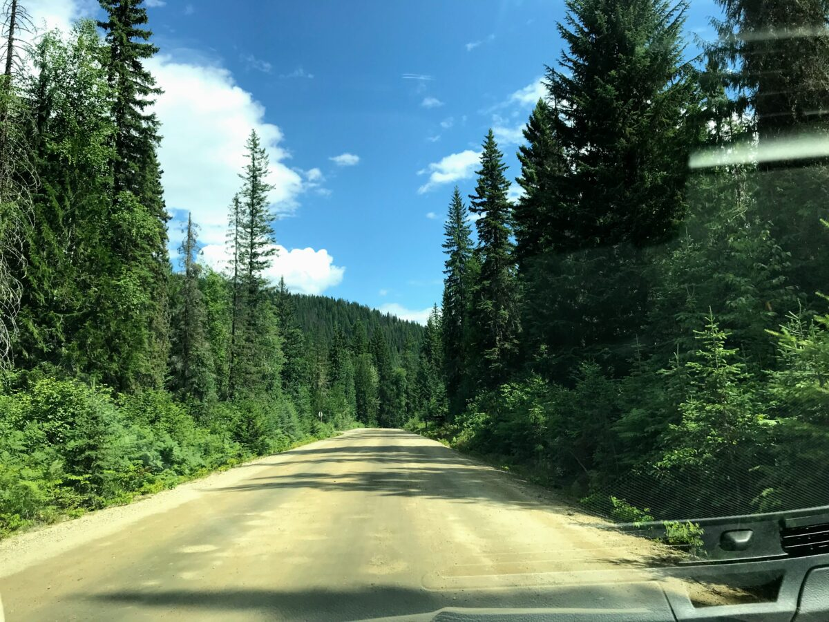 Clearwater Valley Road