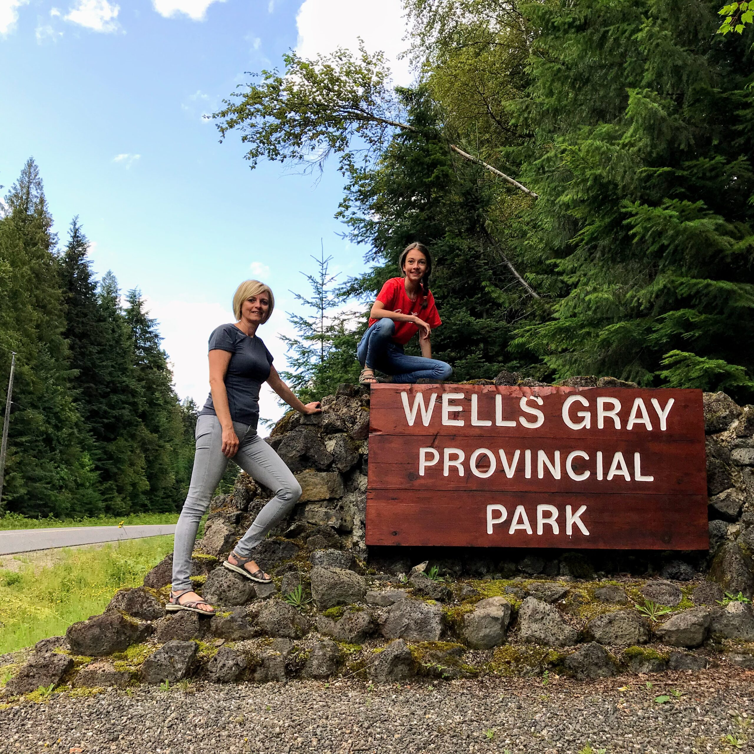 Reisverslag Wells Gray Provincial Park