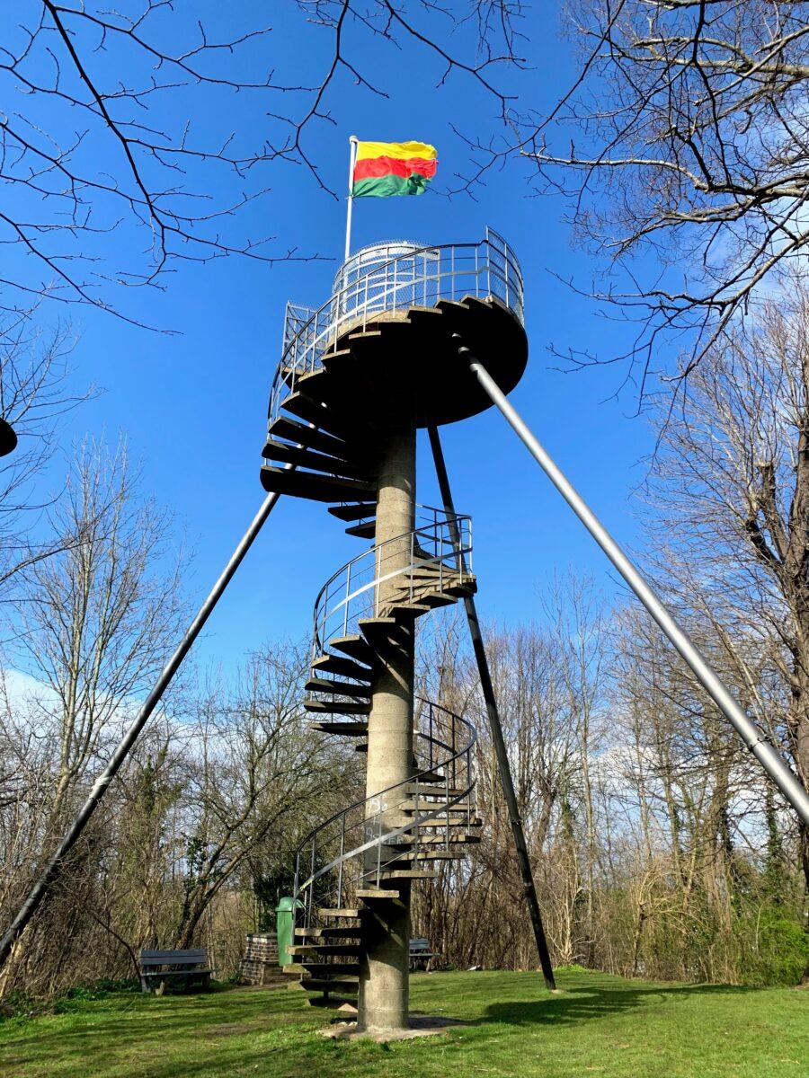 Borreberg uitkijktoren