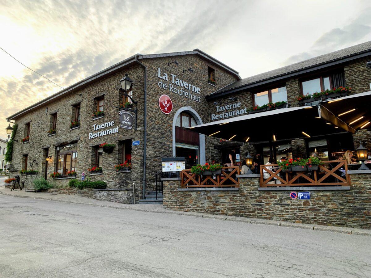 La taverne de Rochehaut