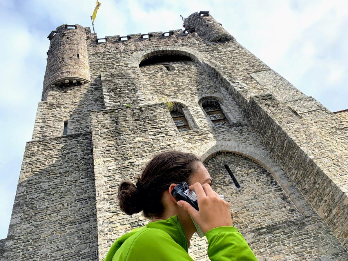 Uitkijktoren Gravensteen