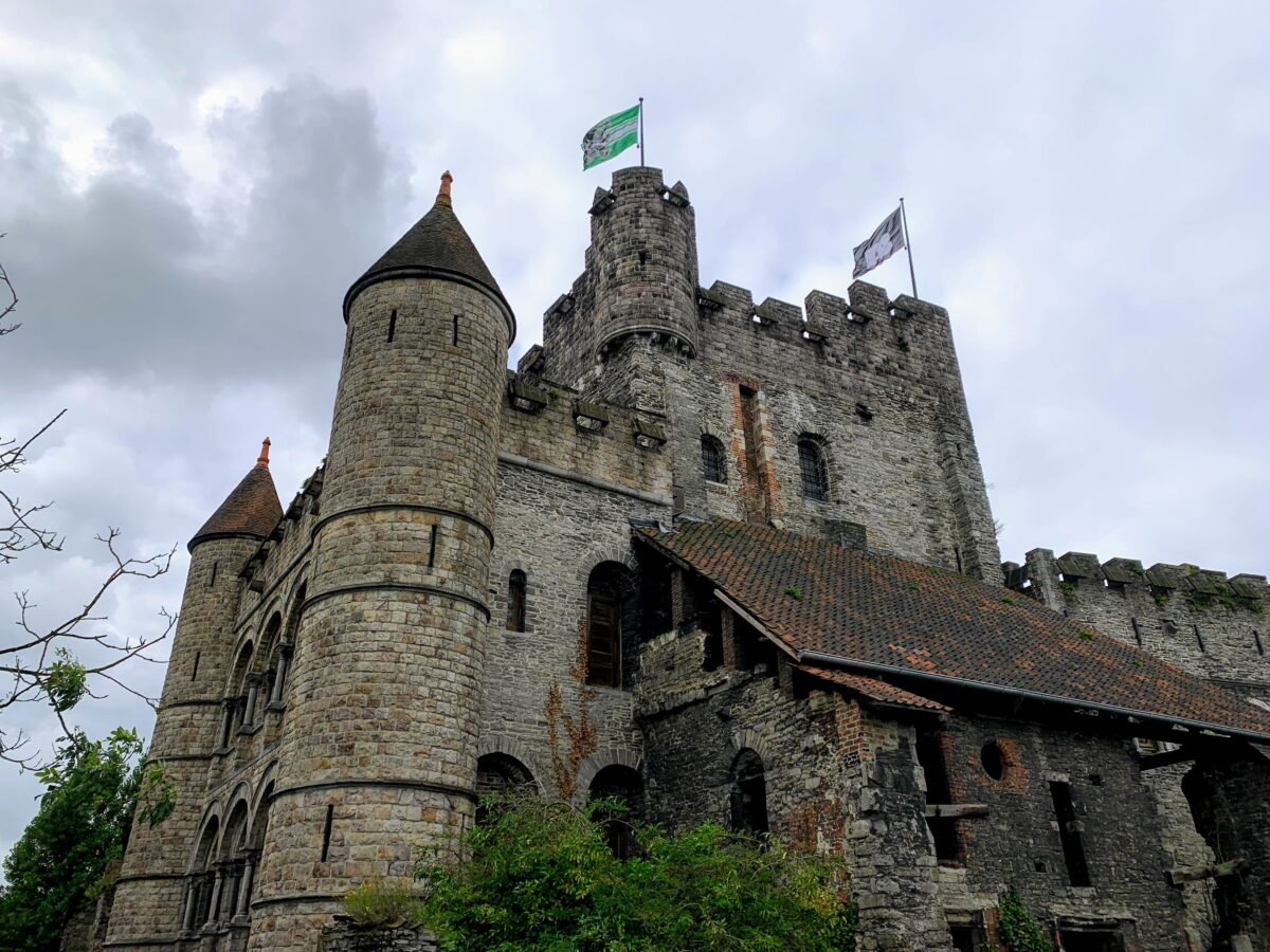 Uitkijktorens Gravensteen