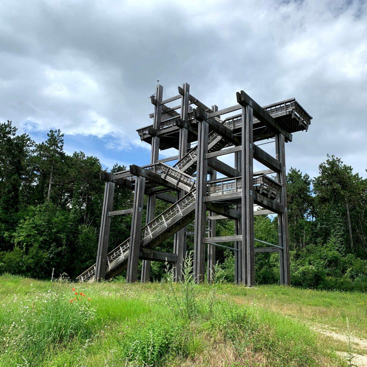 Tour observatoire du Chemin des Dames